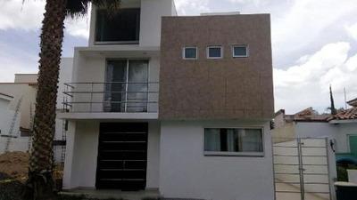 Casa Amueblada En Renta En San Antonio De Ayala