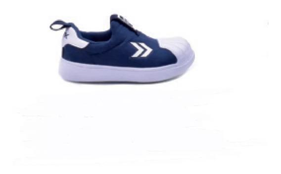 Zapatillas Skater Atomik Baby Friday Azul