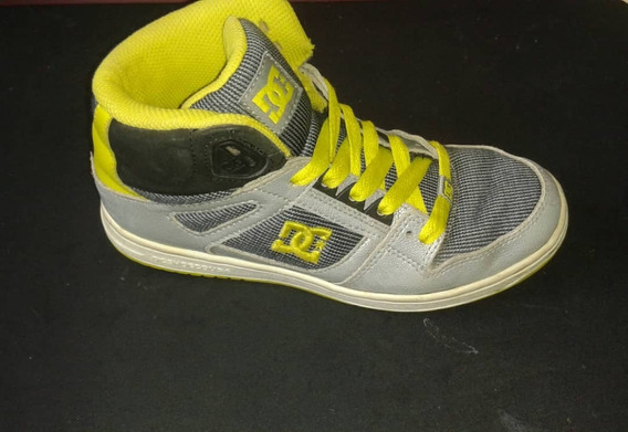 Zapatos Botines Dc Shoecousa Unisex En Excelente Estado