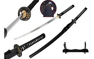 Espada De Samurai Katana Afilada Hecha A Mano Japonesa
