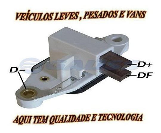 Regulador Voltagem 14v 115a Corsa Omega Suprema Gauss Ga029