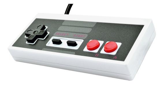 Controle Usb Pc Joystick Videogame Nes Nintendinho Nintendo
