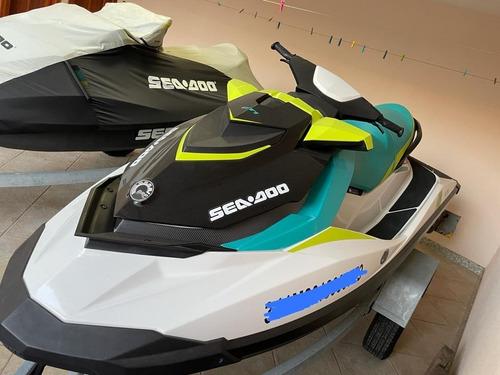 Jet Ski  Seadoo Gti 90
