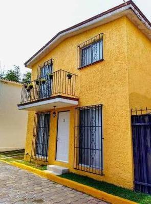 Casa En Condominio En Pedregal De Las Fuentes / Jiutepec - Ine-583-cd