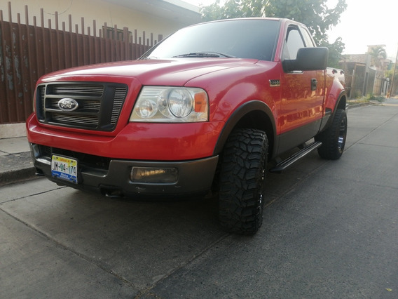 Ford Lobo 2005 5.4 Sport Fx4 Cabina Regular 4x4 Mt