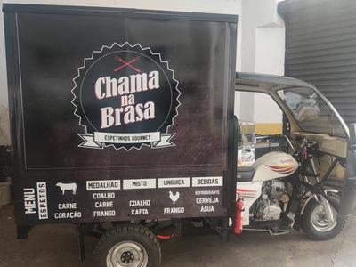 Tuk Tuk - Espetinho Gourmet - Food Truck