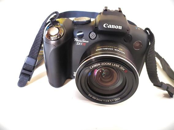 Câmera Canon Powershot Sx1 Is
