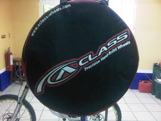 Bolsa De Transp. American Classic Double Wheelbag W/ Handle