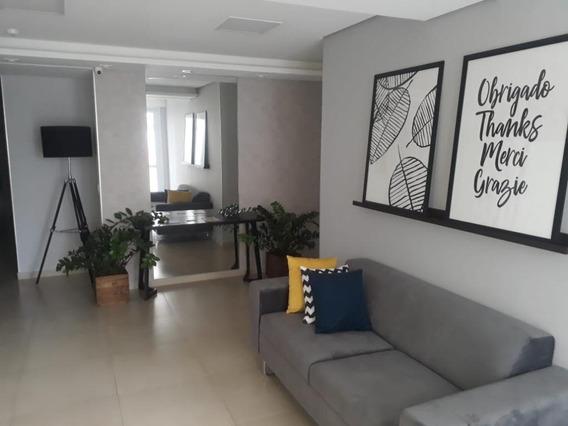 Apartamento Com 1 Dormitório À Venda, 43 M² Por R$ 375.000 - Santa Paula - São Caetano Do Sul/sp - Ap3059