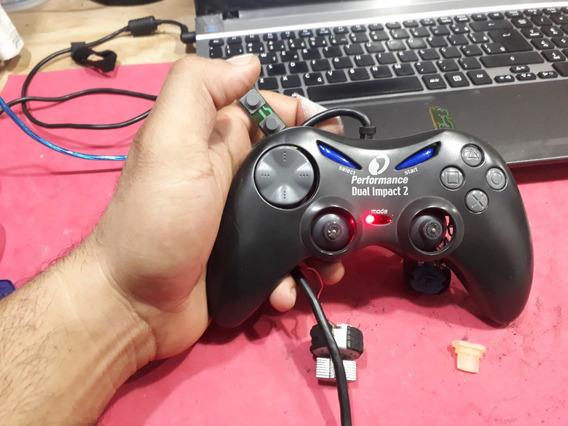 Reparo Carcaça Controle Performance Dual Impact 2 - Ps2