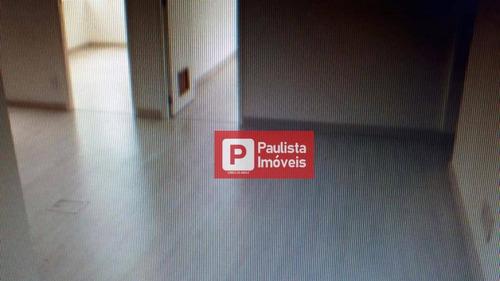 Sala Para Alugar, 132 M² Por R$ 7.000,00/mês - Brooklin Paulista - São Paulo/sp - Sa1316