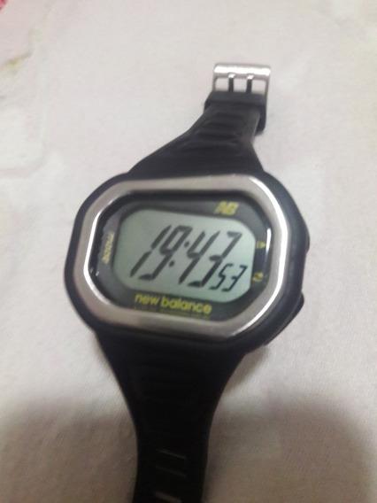Relógio De Pulso New Balance 52192 Raro Leia A Descrição