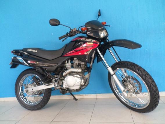 Bros 150 Preta 2007 Moto Impecavel!!! Muito Nova!!!