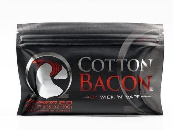 Algodão Orgânico Cotton Bacon Versão 2.0 - 3 Pacotes