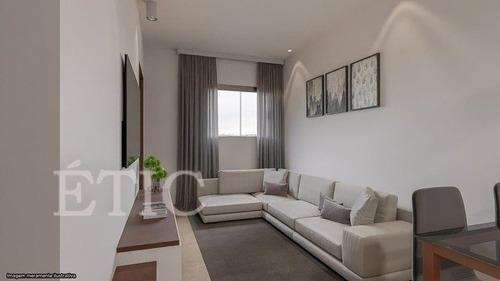 Imagem 1 de 3 de Apartamento - Vila Alpina - Ref: 2554 - V-ap1355