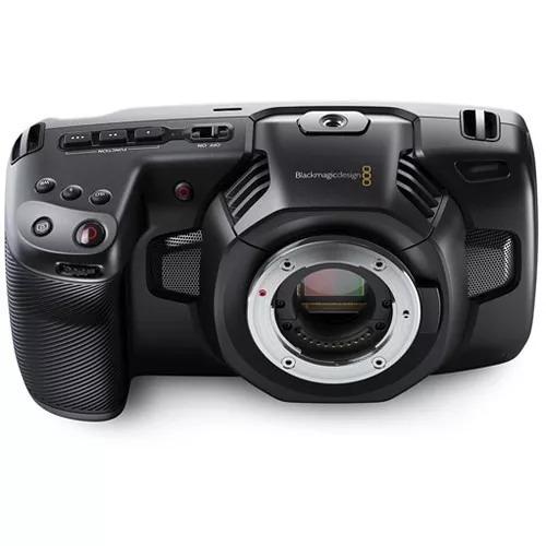 Blackmagic Design Pocket Cinema 4k A Vista 6500 Envio Hoje