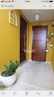 Casa Verde Alta - Zn/sp - Sobrado 3 Dormitórios,1 Suíte,4 Vagas - R$ 900.000,00 - So0861