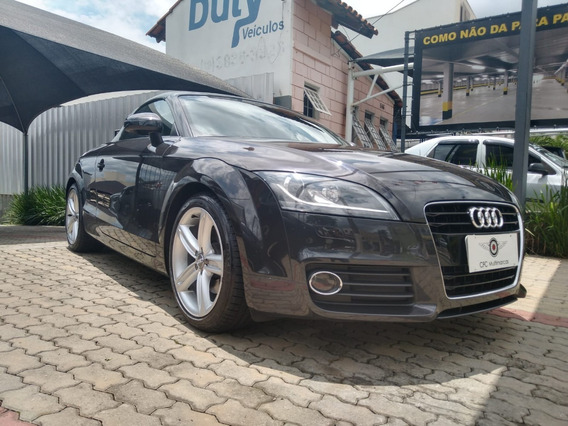 Audi Tt 2.0 Tfsi Roadster 2p S-tronic 2012/2012 Cinza