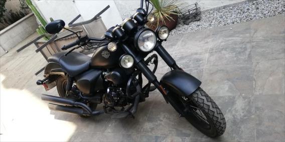 Dinamo Renegada 250cc