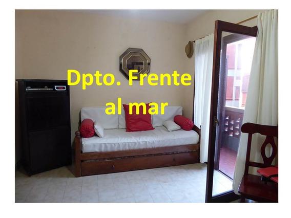 Dep. 2 Amb C/cochera, Frente Al Mar, Centro P/4 Pers.