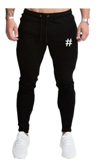 Envio Gratis Casual Pantalon Training Hombre Jogging Babucha