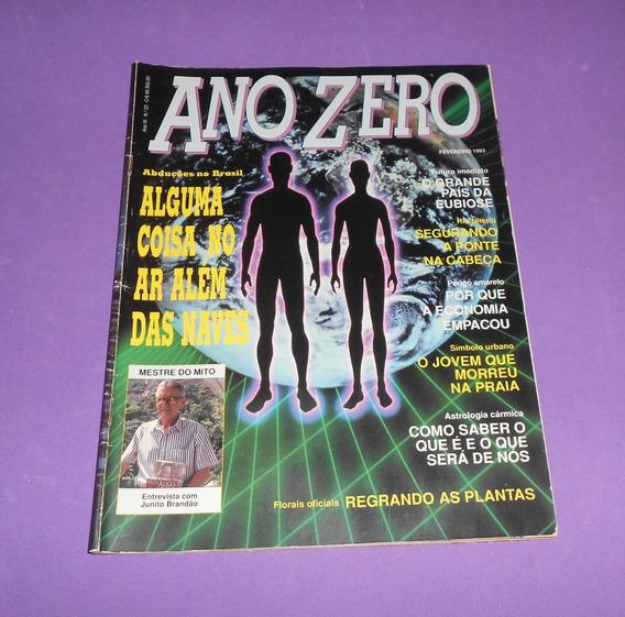 Revista Ano Zero 22 (1993) - Astrologia Cármica E Outros