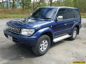 Toyota Prado Land Cruiser