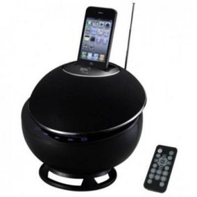 Caixa De Som Midi Japan Md-1029 Para Iphone 4, Ipad, Ipod