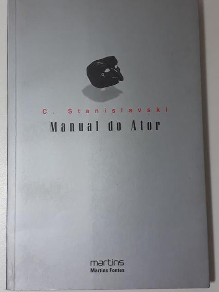 Livro Manual Do Ator