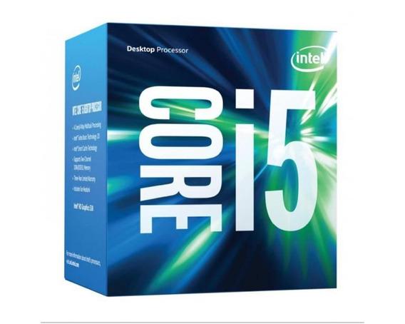 Processador Intel Core I5 7500 (1151) 3.40 Ghz 7ª Ger Box -