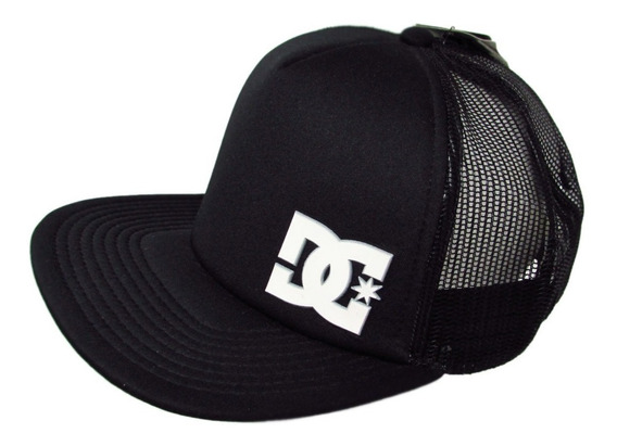 Gorra Cap Dc Shoes Madglads Adyha03574 Kvj0 Black Negro