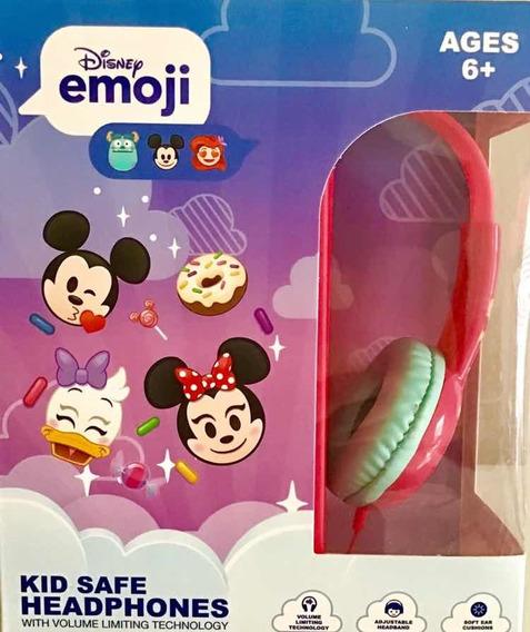 Audífonos Para Niños Personajes Disney Variados