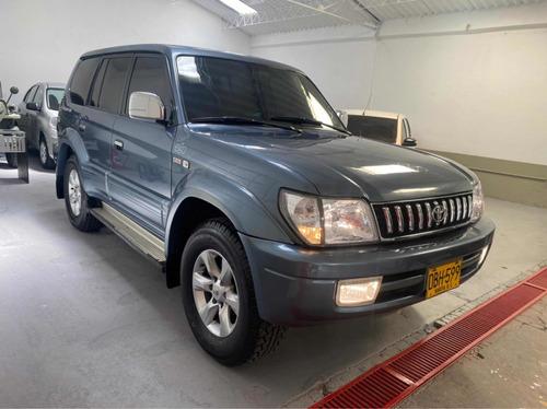 Toyota Prado 2009 3.4 Vx