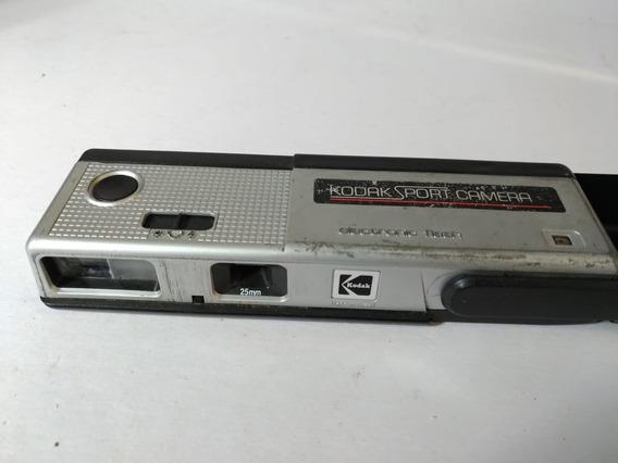 Camera Kodak Sport Cam Anos 80