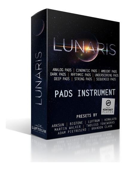 Lunares Pads - Timbre Para Kontakt
