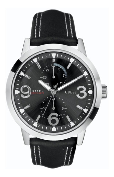 Relogio Guess Black G86049g