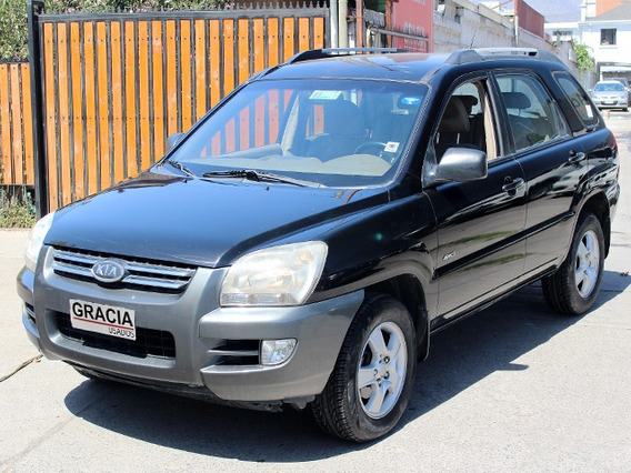 Kia Sportage Pro 4wd Diesel 2006