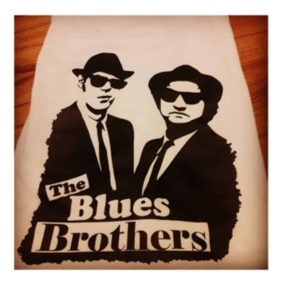 Remera Blues Brothers 100%algodon