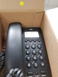 Telefone Com Fio Vec Kxt 3026