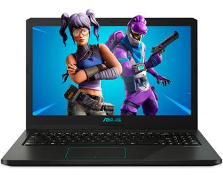 Laptop Gamer Asus I5 8250 8gb 1tb Ssd 256gb 15 X570ud-dm297