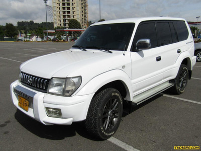 Toyota Prado Vx Mt 3400cc Aa 4x4 7p