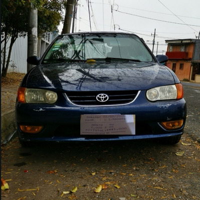 Toyota Corolla Toyota Corolla 2001