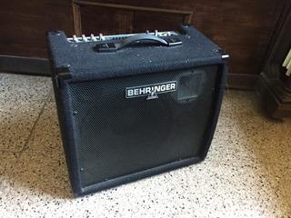 Behringer K1800 Fx_amplificador Multipropósito De 4 Canales