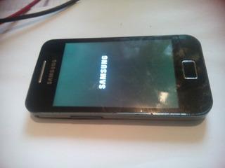 Telefono Galaxy Ace S5830 C/detalle