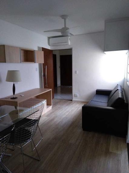 Apartamento Todo Mobiliado 2 Quartos Centro De Sp