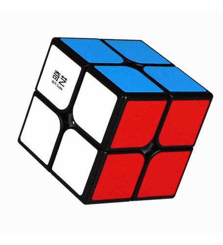 Cubo Rubik Velocidad Marca Qiyi 2x2 Qidi
