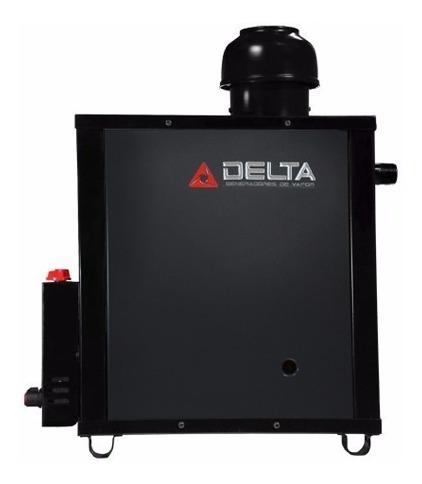 Generador De Vapor P/baño 40m3 Mini Delta G / Lp Ecomaqmx