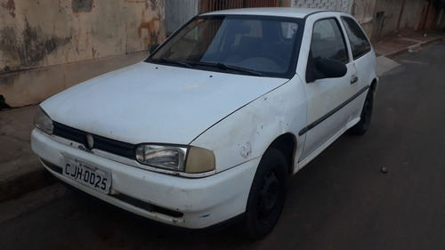 Imagem 1 de 6 de Volkswagen Gol 1996 1.6 3p Álcool