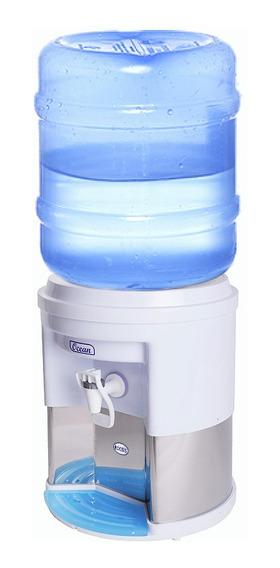 Suporte Para Galão De Água Mineral Oasis Cor Branco 10 E 20l