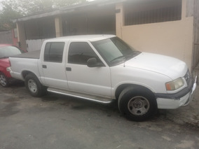 Chevrolet S10 2.8 Dlx Cab. Dupla 4x4 4p 2000